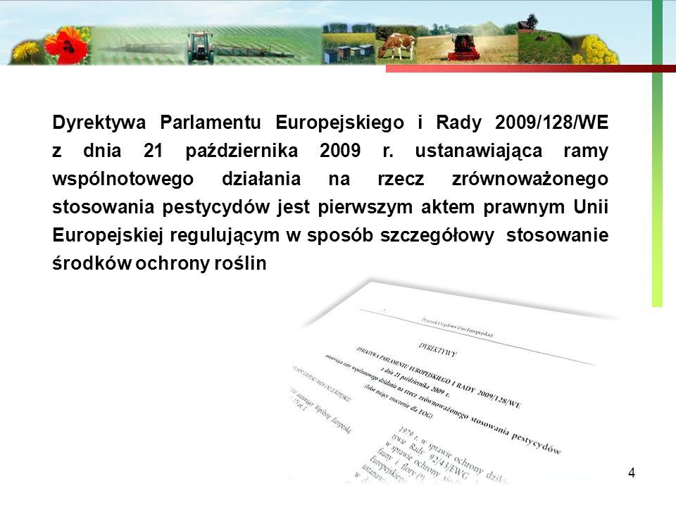 Dyrektywa Parlamentu Europejskiego i Rady 2009/128/WE z dnia 21 października 2009 r.