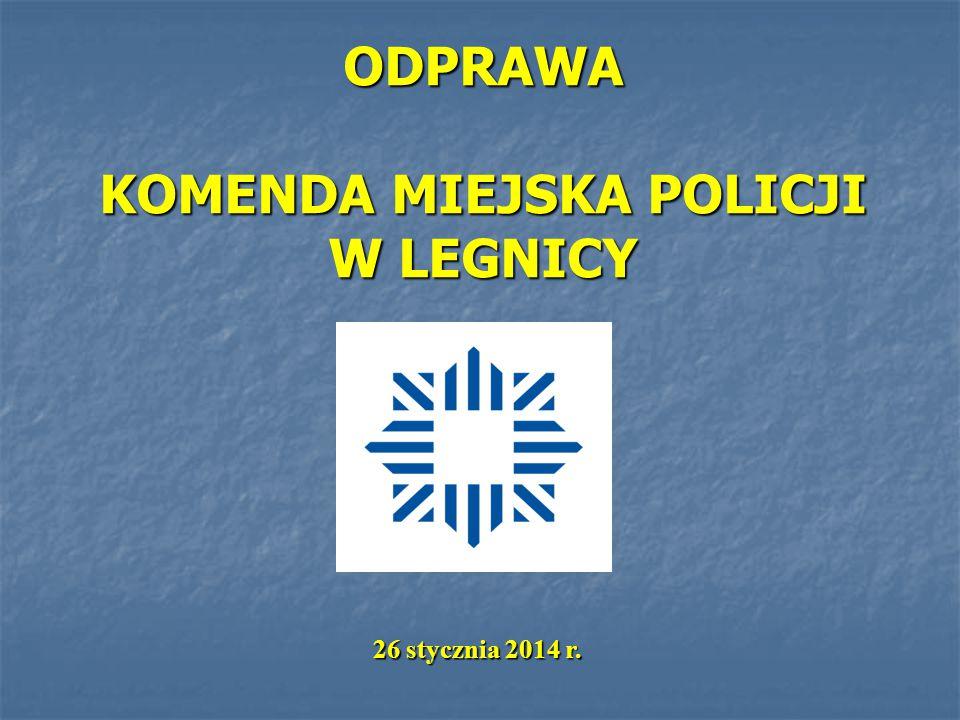 KOMENDA MIEJSKA POLICJI