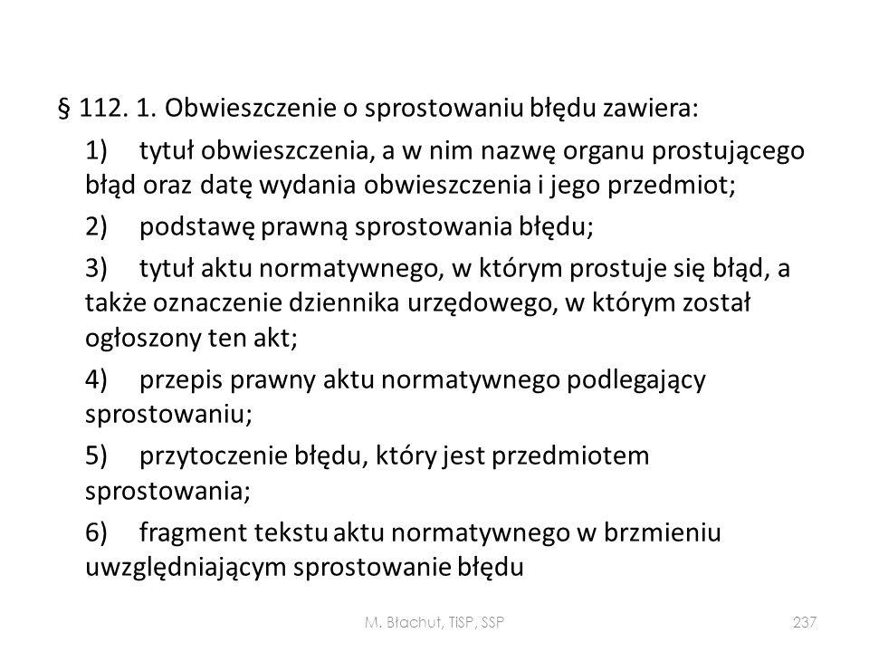 2) podstawę prawną sprostowania błędu;