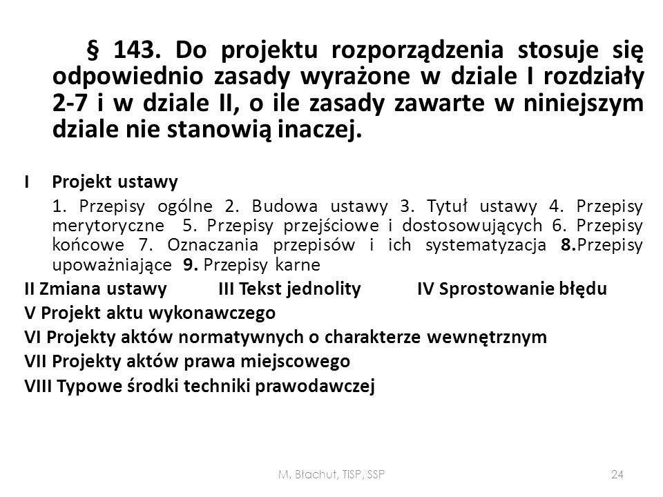 II Zmiana ustawy III Tekst jednolity IV Sprostowanie błędu