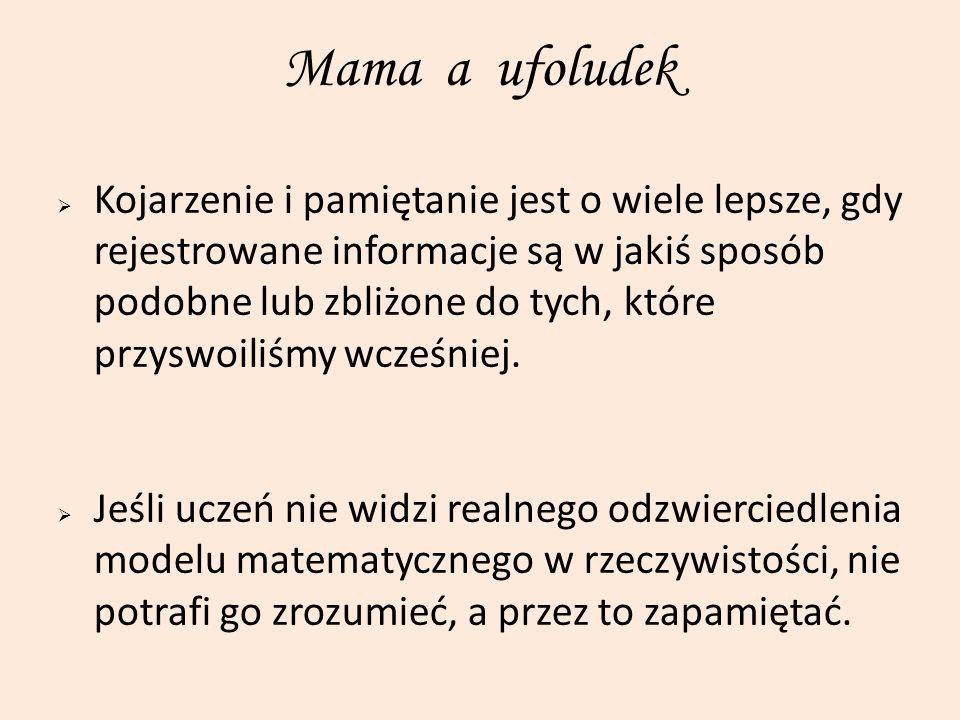 Mama a ufoludek