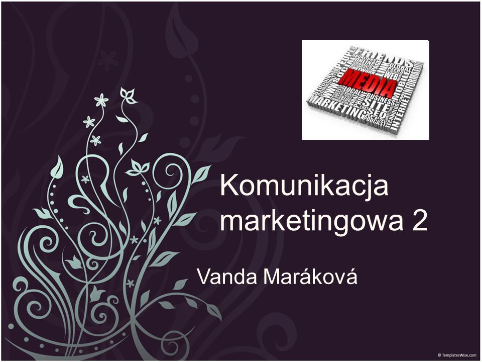 Komunikacja marketingowa 2