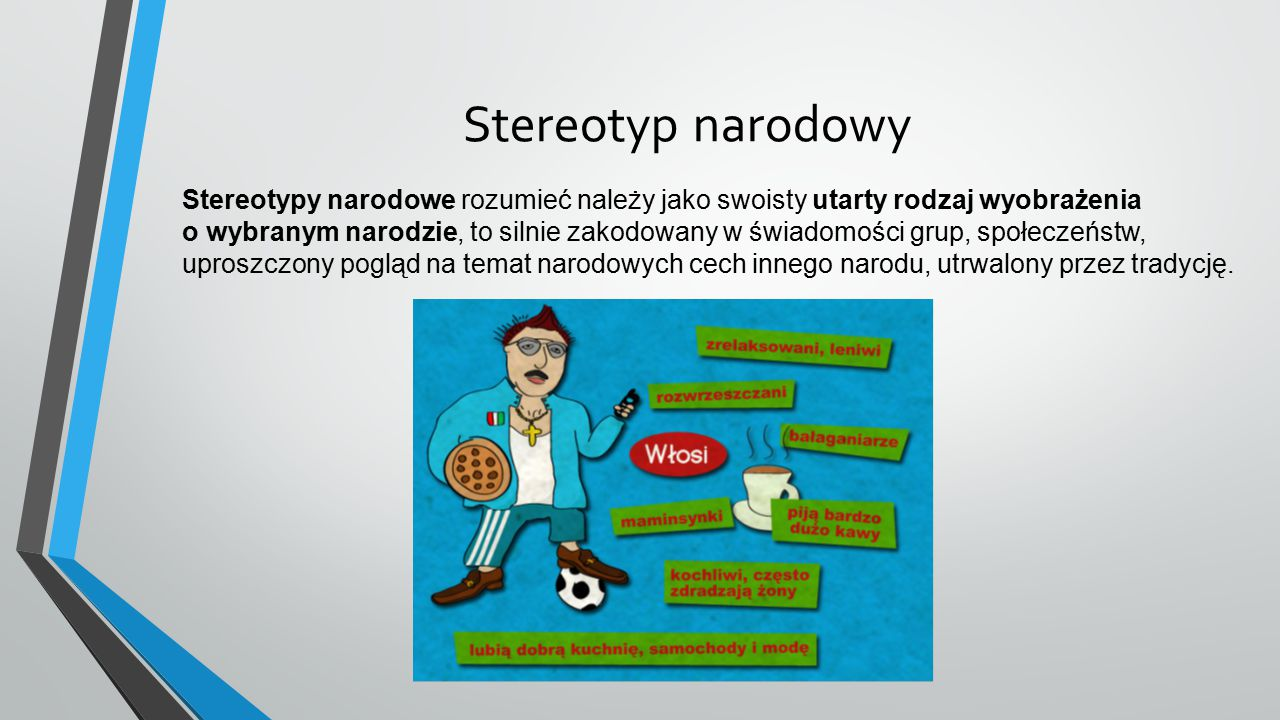 Stereotyp narodowy