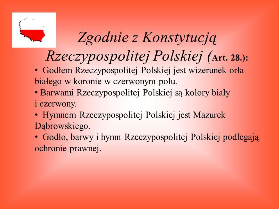 Zgodnie z Konstytucją Rzeczypospolitej Polskiej (Art. 28.):