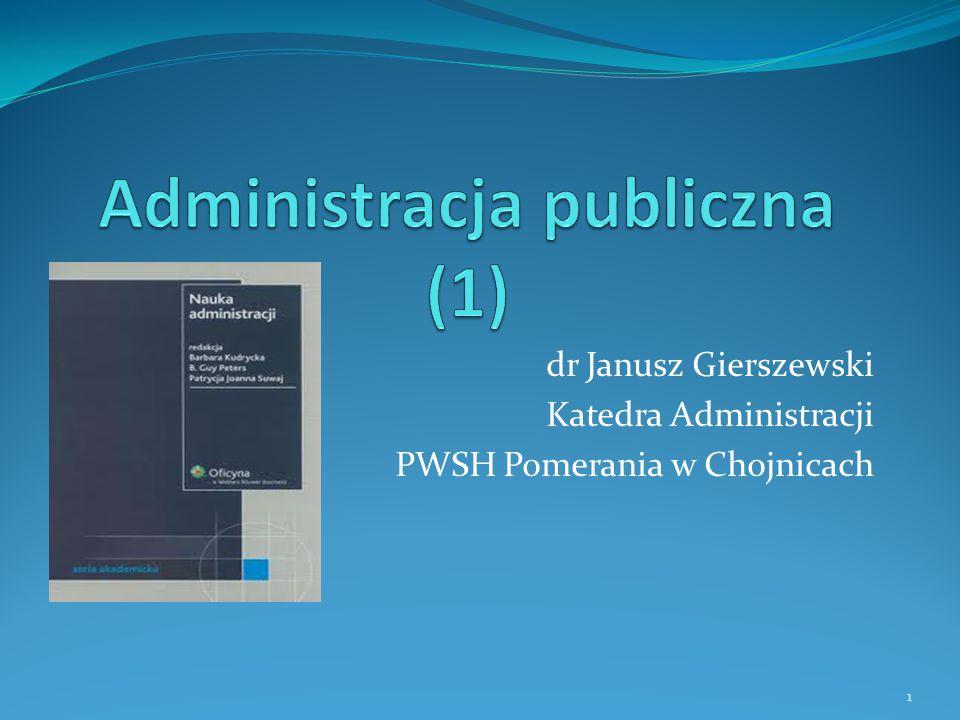 Administracja publiczna (1)