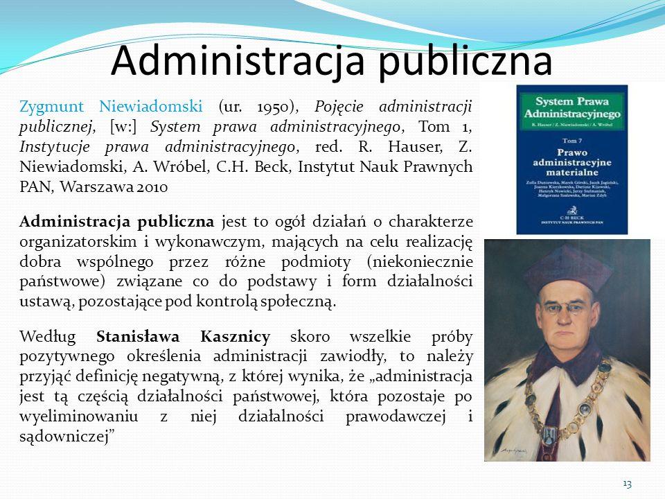Administracja publiczna
