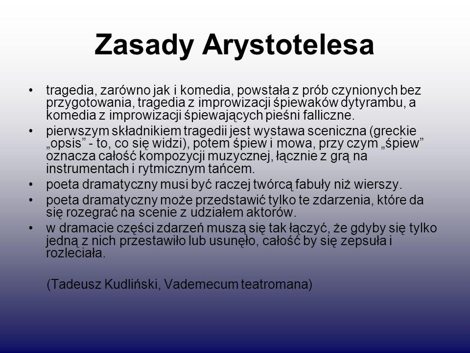 Zasady Arystotelesa