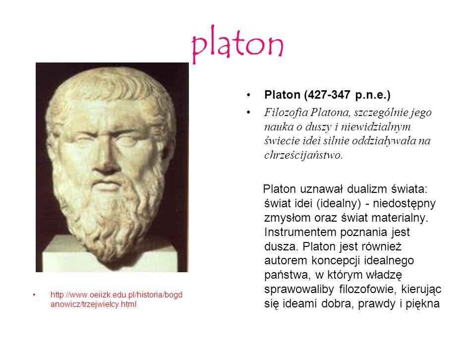platon Platon (427-347 p.n.e.)