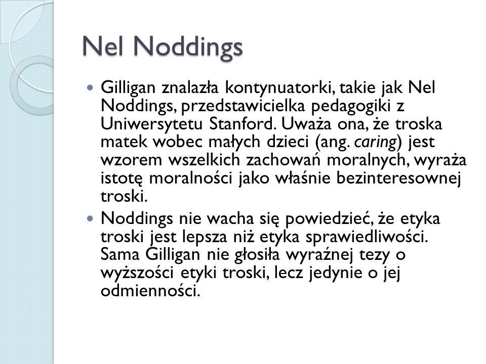 Nel Noddings