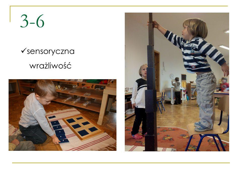 3-6 sensoryczna wrażliwość