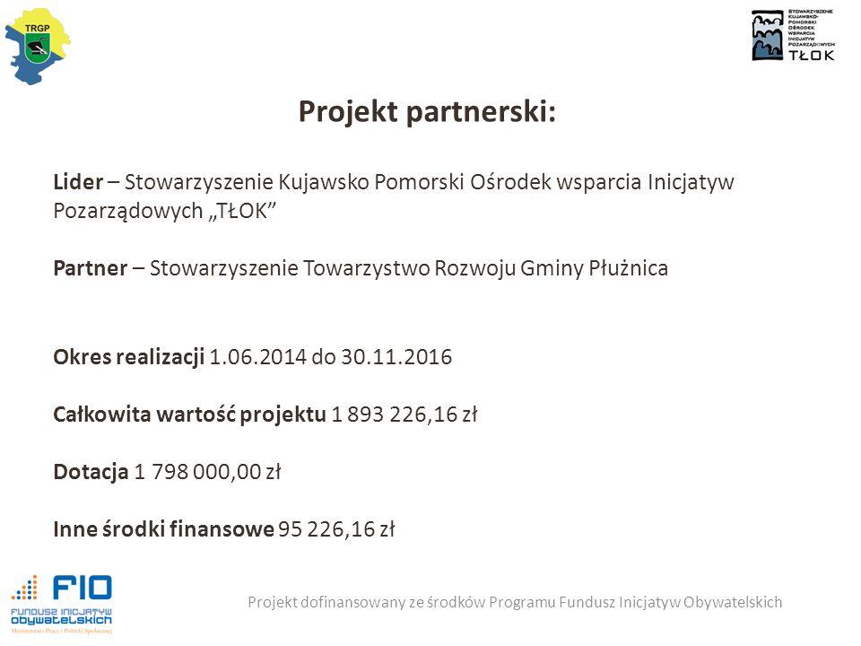 Projekt partnerski: