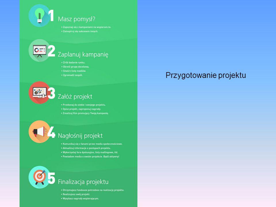 Przygotowanie projektu