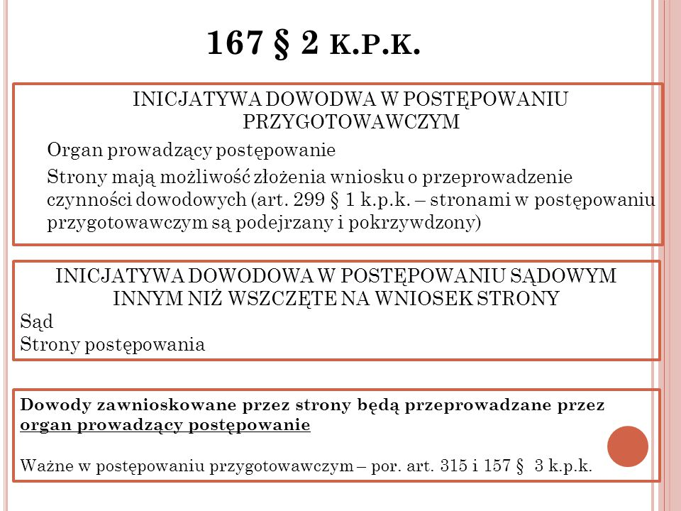 167 § 2 k.p.k.