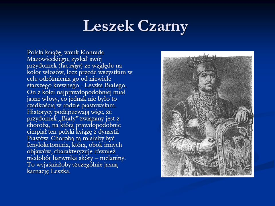 Leszek Czarny