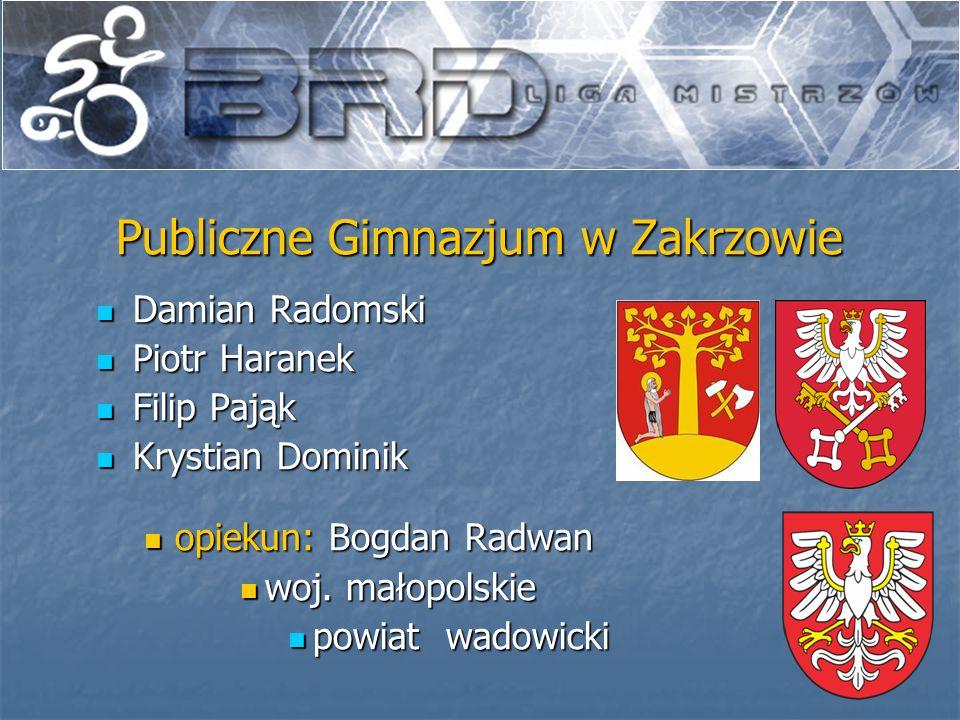 Publiczne Gimnazjum w Zakrzowie