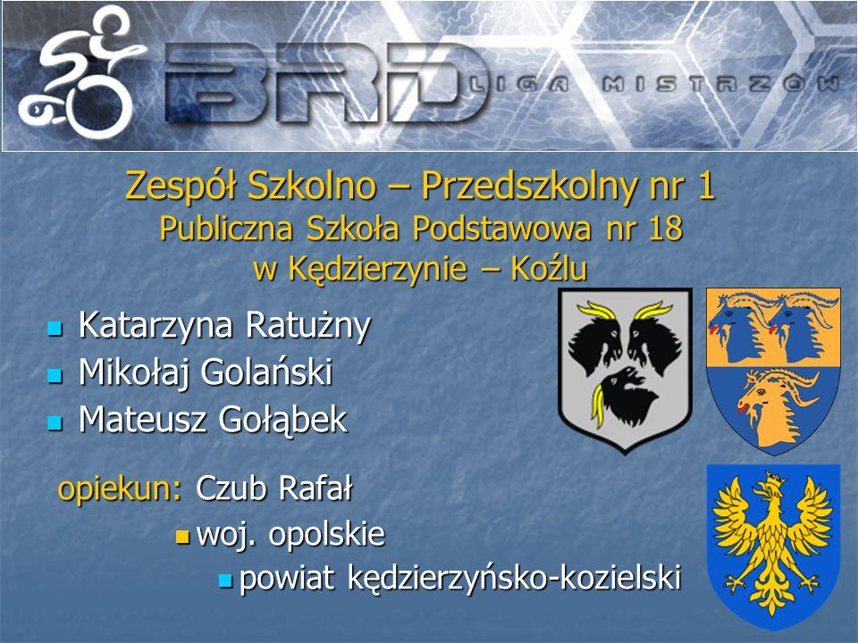 Zespół Szkolno – Przedszkolny nr 1 Publiczna Szkoła Podstawowa nr 18 w Kędzierzynie – Koźlu