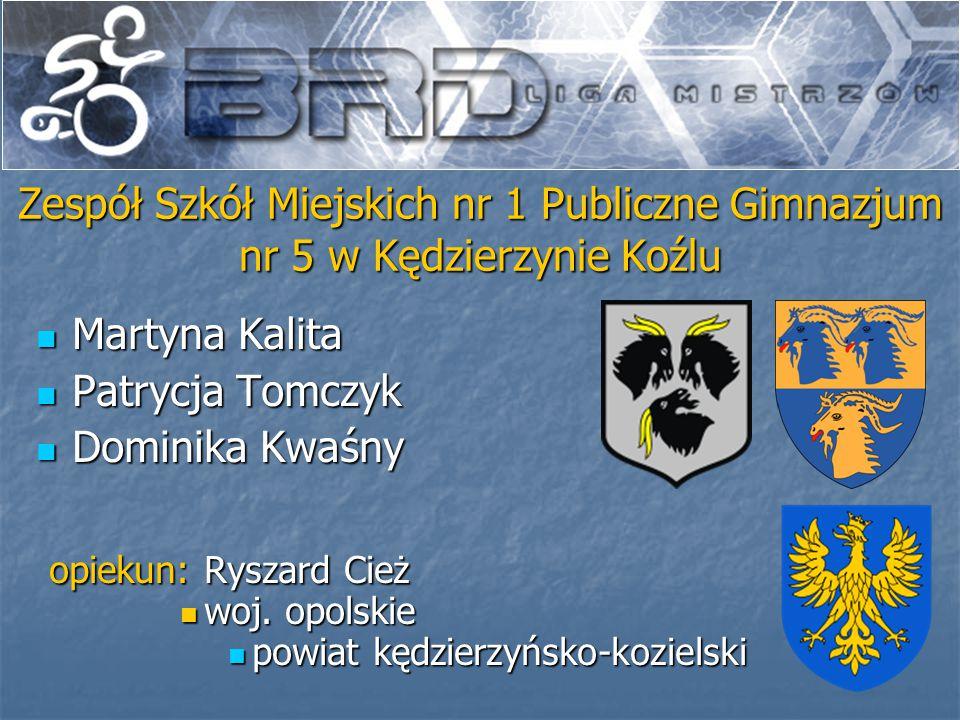 Zespół Szkół Miejskich nr 1 Publiczne Gimnazjum nr 5 w Kędzierzynie Koźlu