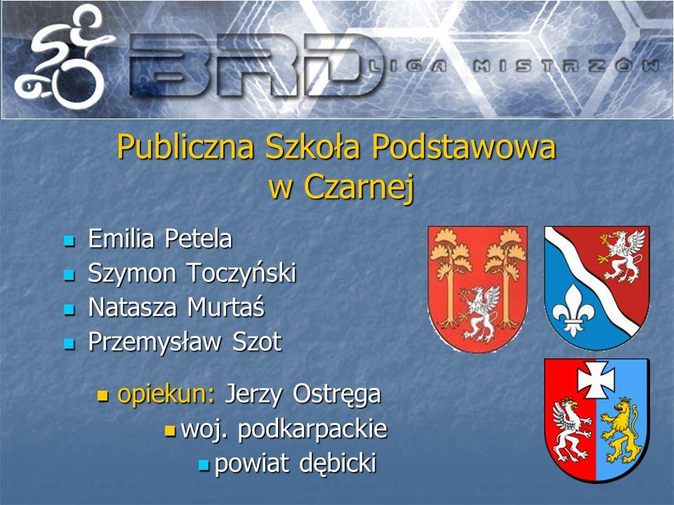 Publiczna Szkoła Podstawowa w Czarnej