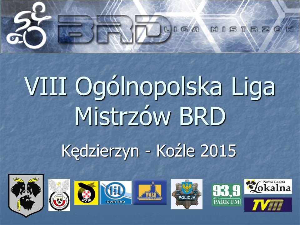 VIII Ogólnopolska Liga Mistrzów BRD
