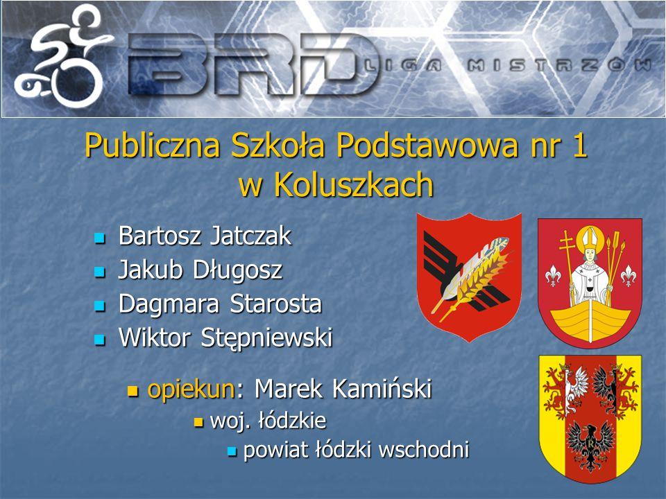 Publiczna Szkoła Podstawowa nr 1 w Koluszkach
