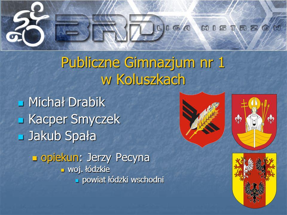 Publiczne Gimnazjum nr 1 w Koluszkach