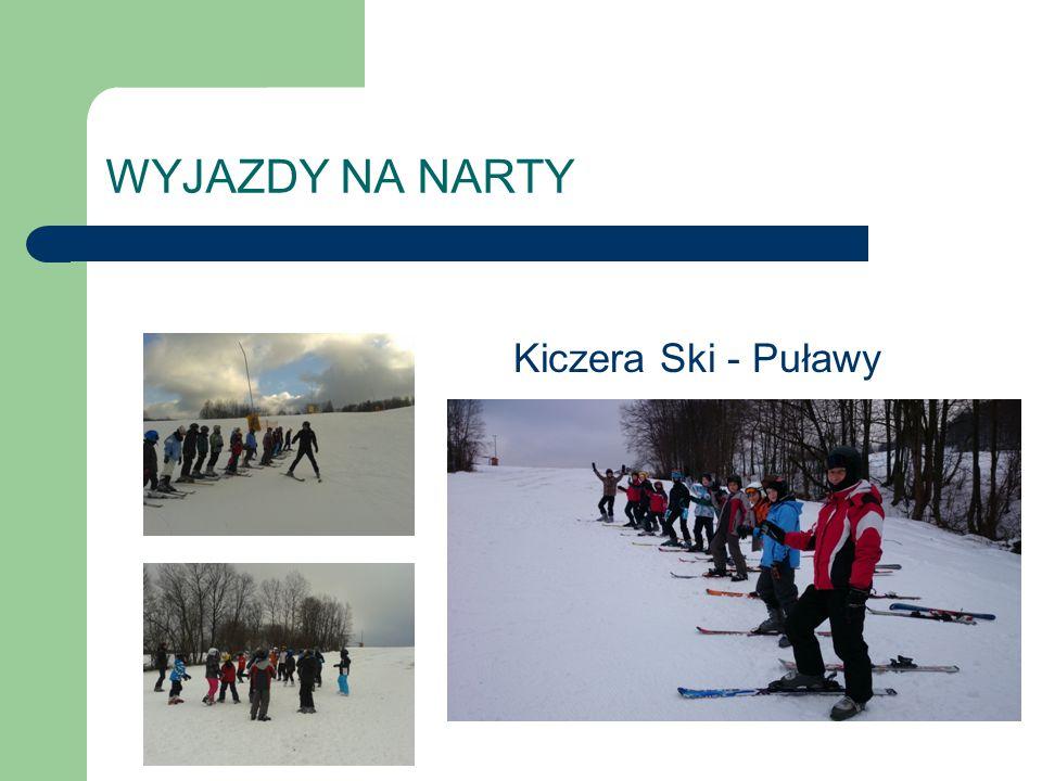 WYJAZDY NA NARTY Kiczera Ski - Puławy