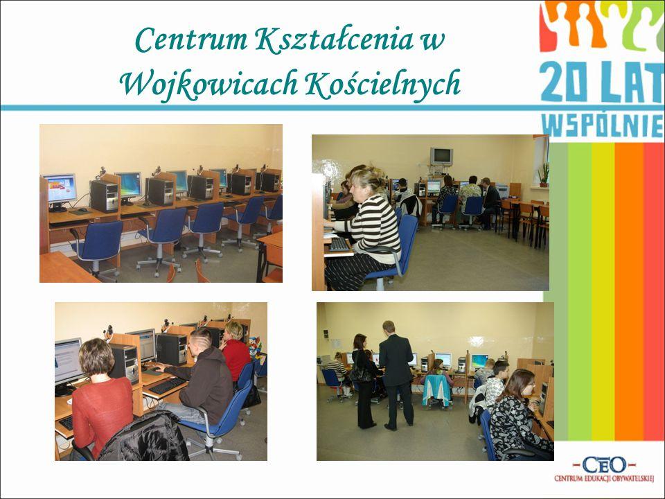 Centrum Kształcenia w Wojkowicach Kościelnych
