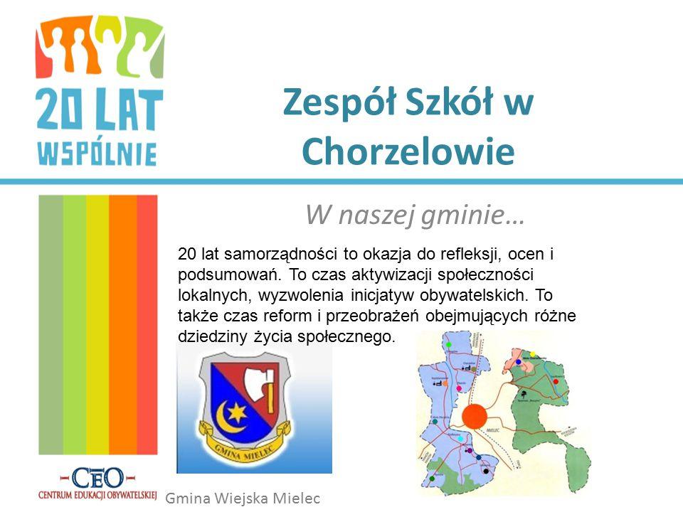 Zespół Szkół w Chorzelowie