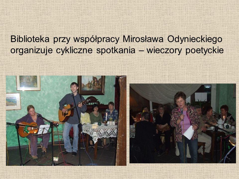 Biblioteka przy współpracy Mirosława Odynieckiego