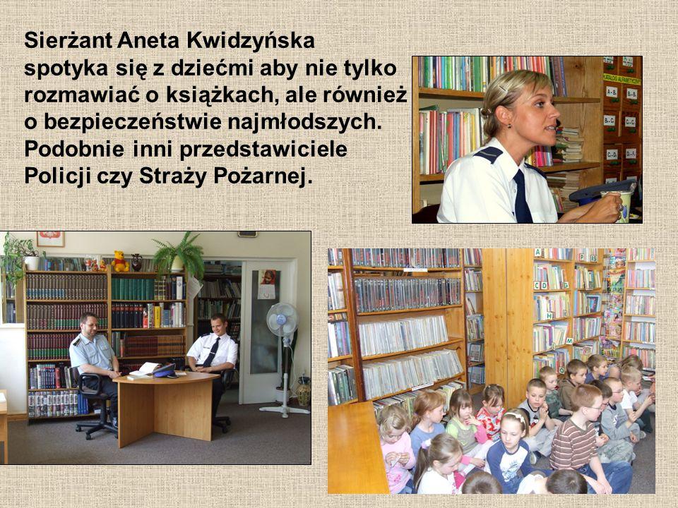 Sierżant Aneta Kwidzyńska