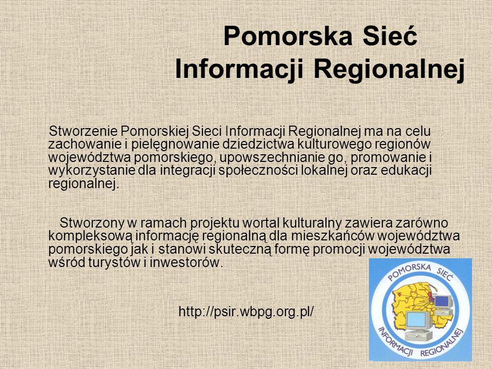 Pomorska Sieć Informacji Regionalnej