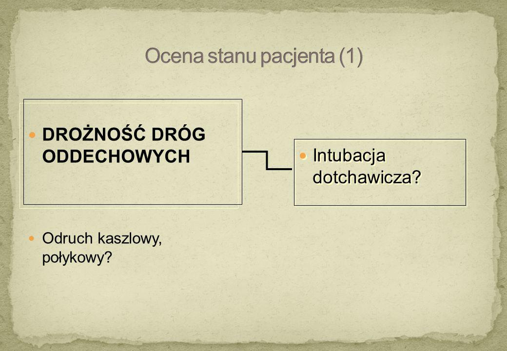 Ocena stanu pacjenta (1)
