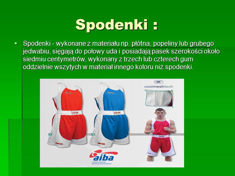 Spodenki :