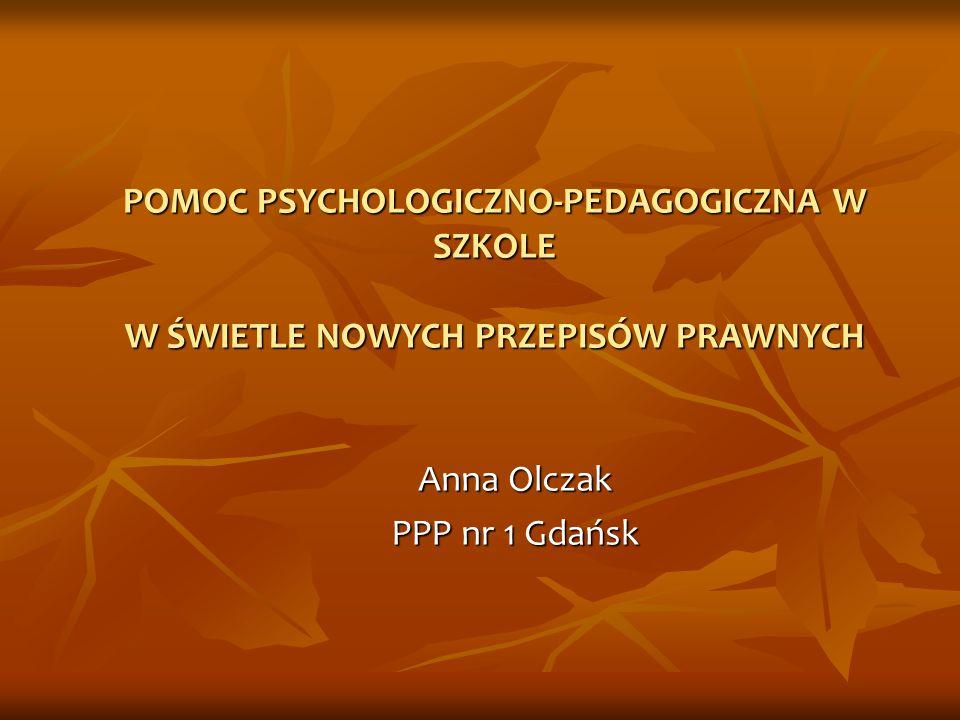Anna Olczak PPP nr 1 Gdańsk