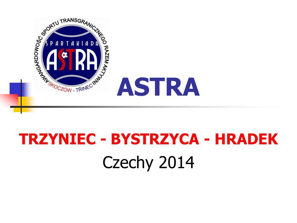 TRZYNIEC - BYSTRZYCA - HRADEK Czechy 2014