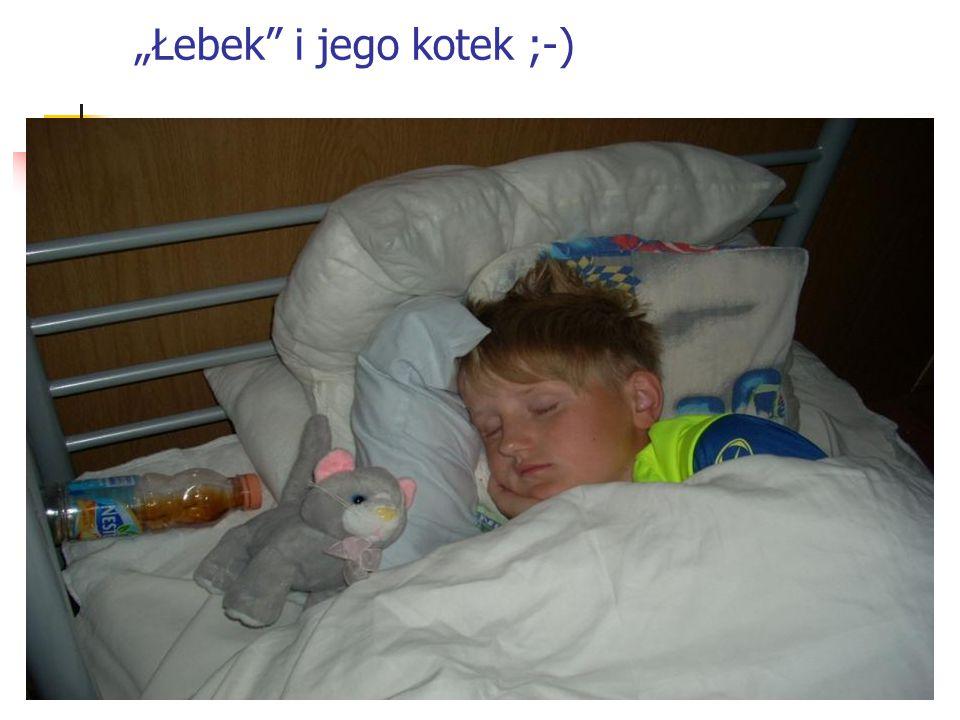 """""""Łebek i jego kotek ;-)"""