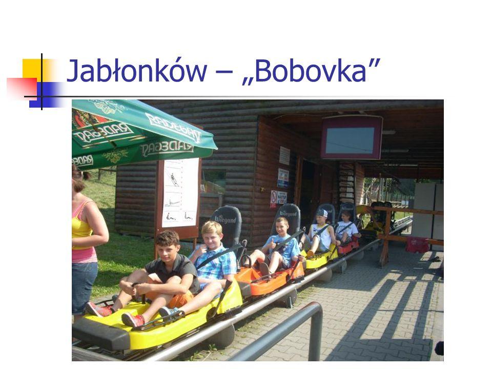 "Jabłonków – ""Bobovka"