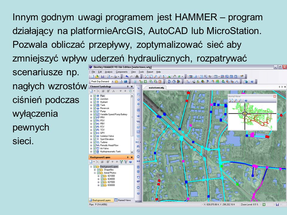 Innym godnym uwagi programem jest HAMMER – program
