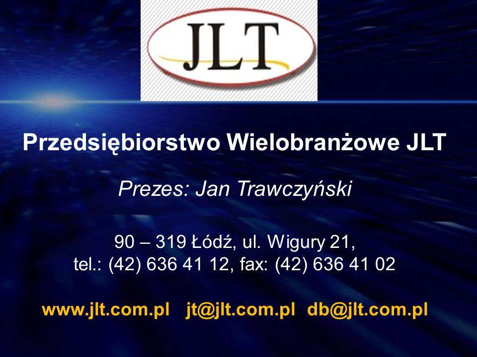 Przedsiębiorstwo Wielobranżowe JLT