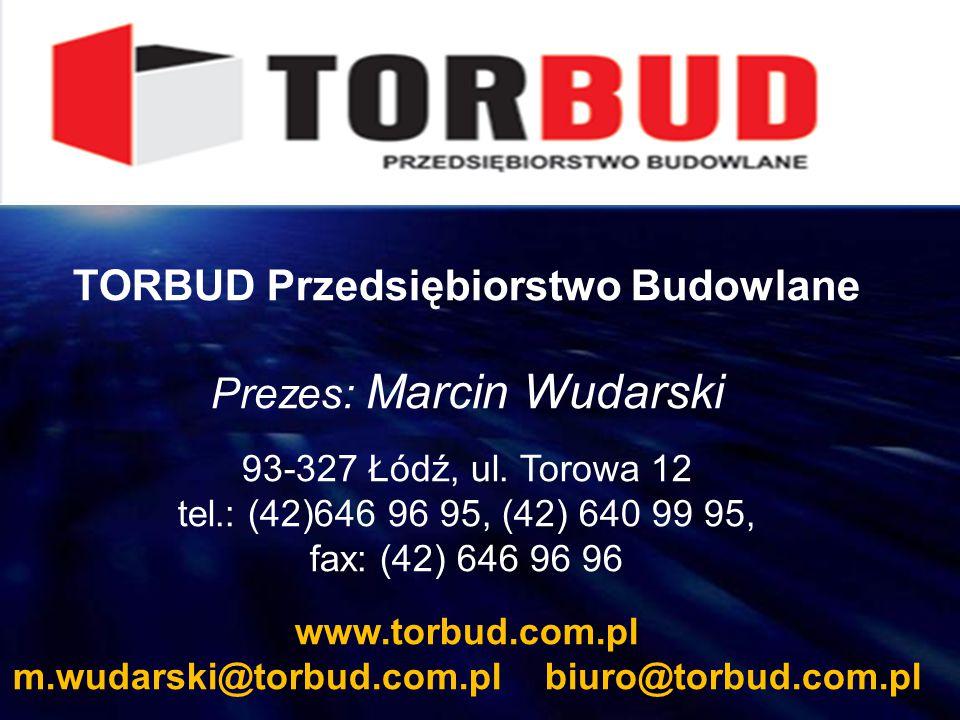 TORBUD Przedsiębiorstwo Budowlane