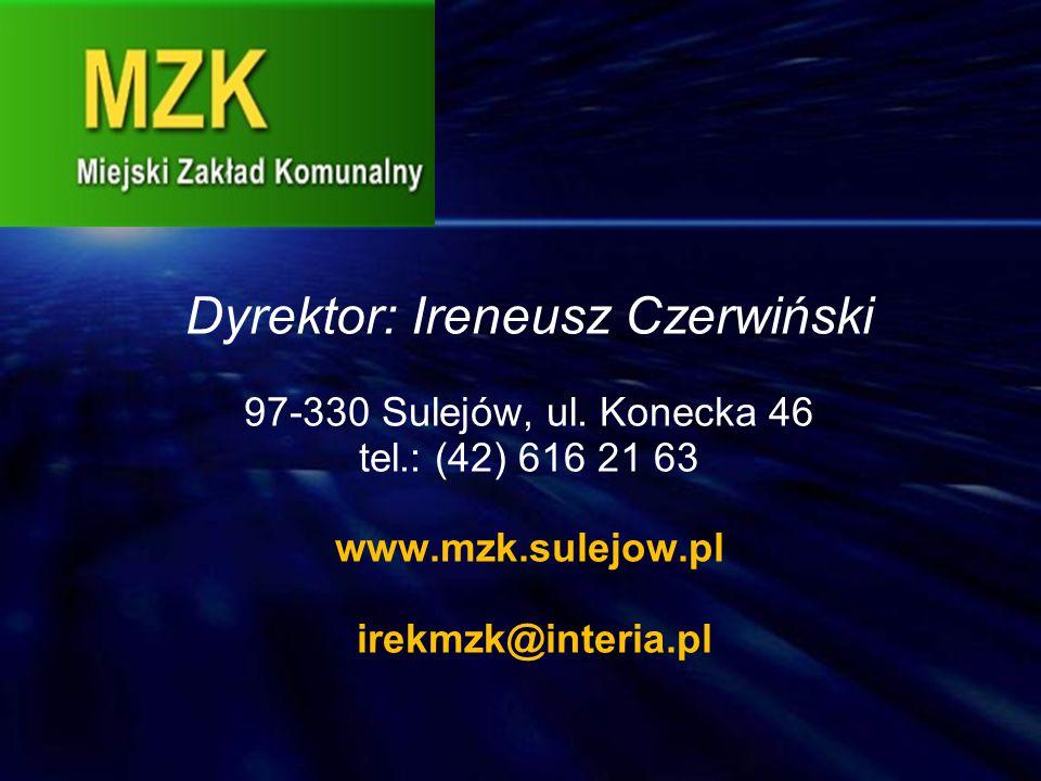 Dyrektor: Ireneusz Czerwiński