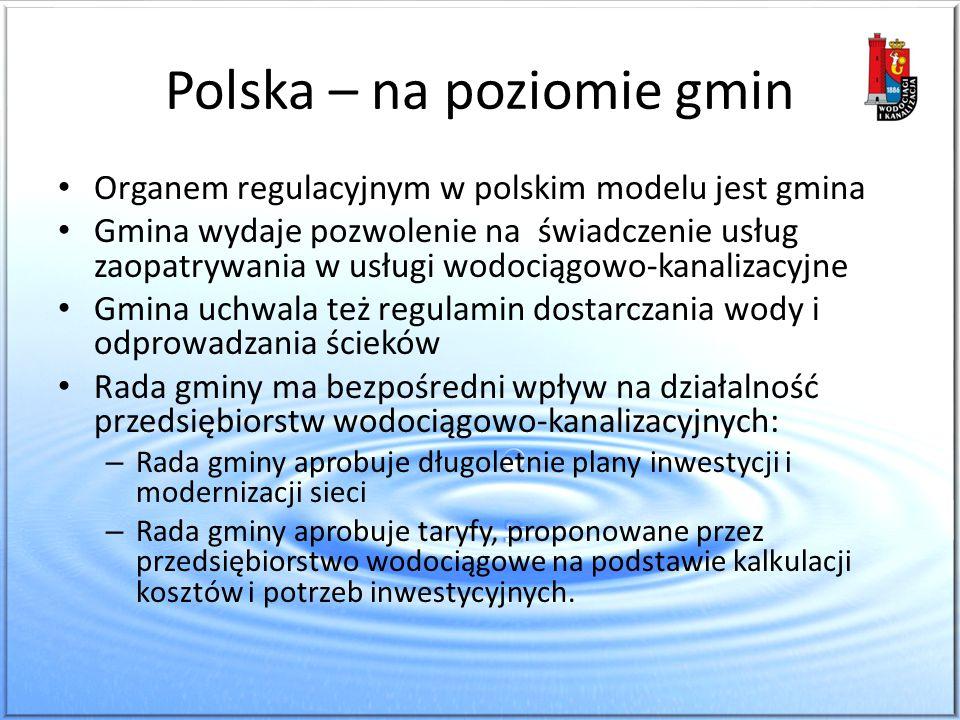 Polska – na poziomie gmin