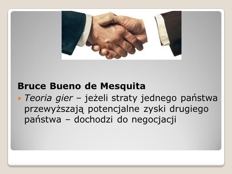 Bruce Bueno de Mesquita