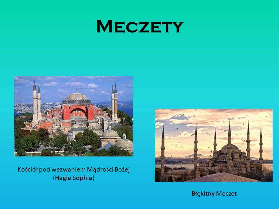 Kościół pod wezwaniem Mądrości Bożej (Hagia Sophia)