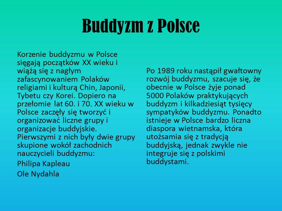 Buddyzm z Polsce