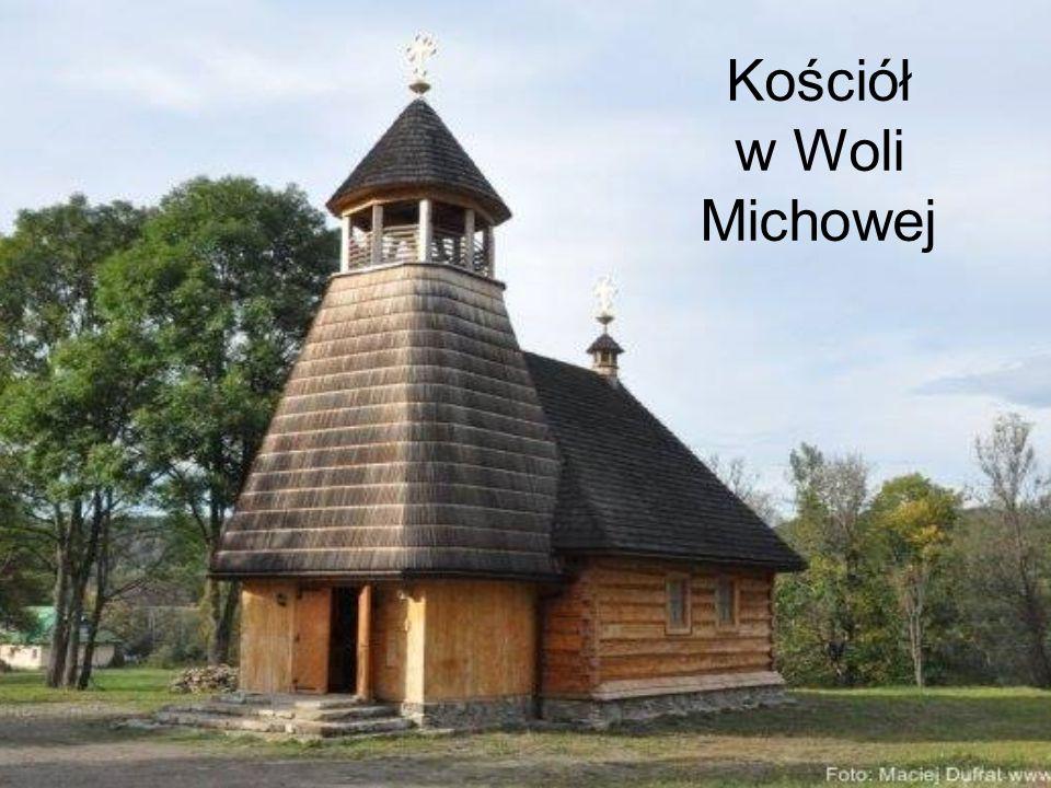 Kościół w Woli Michowej