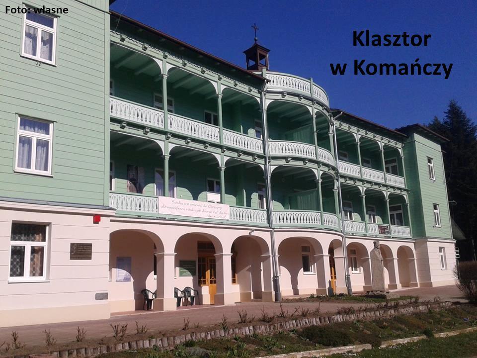Foto: własne Klasztor w Komańczy
