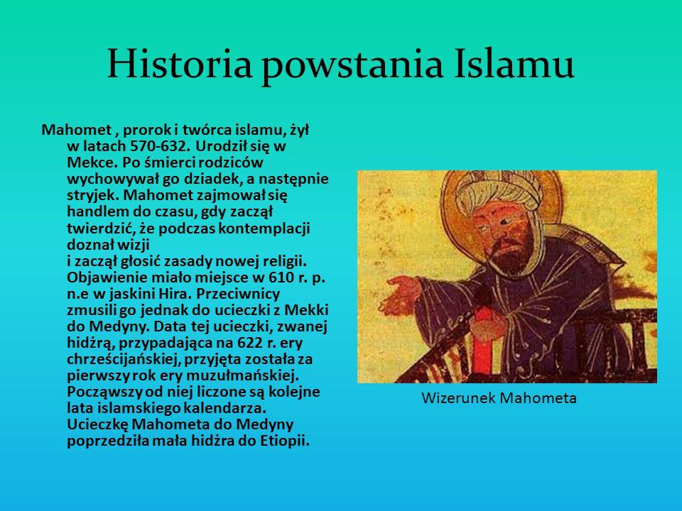 Historia powstania Islamu
