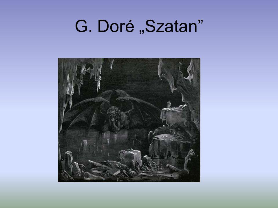 """G. Doré """"Szatan"""