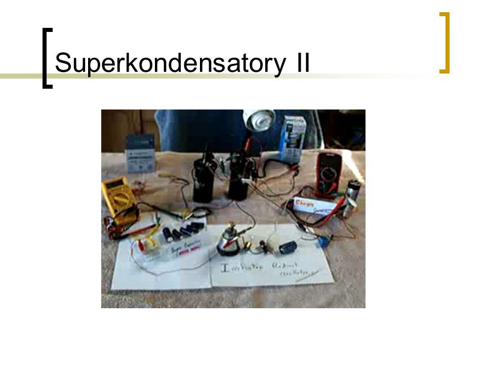 Superkondensatory II